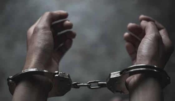 عزیر بلوچ گروپ کیلئے کام کرنے والا کمانڈر گرفتار