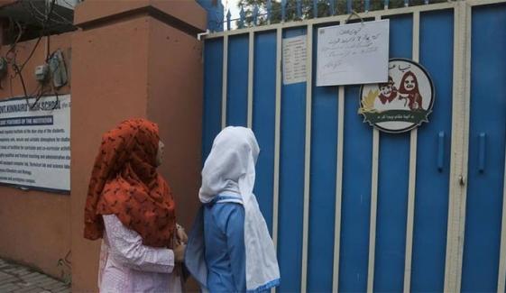 وزيرصحت سندھ نے اسکولوں کو کھولنے کی مخالفت کردی