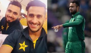 فہیم اشرف کی سالگرہ پر ساتھی کھلاڑیوں کے پیغامات