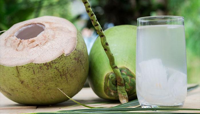 ناریل پانی پینے کا صحیح وقت کونسا ہے؟