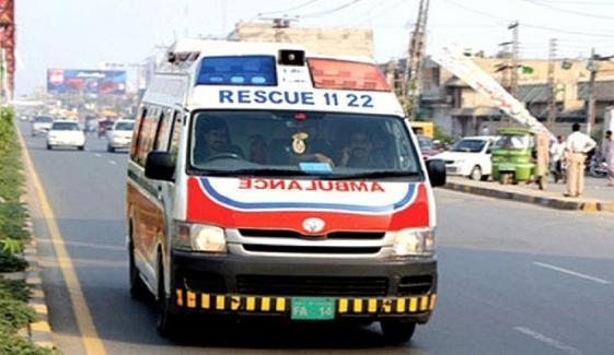 ٹوبہ ٹیک سنگھ: موٹروے پر کار کی ٹریلر سے ٹکر، 3 بچوں سمیت 4 افراد جاں بحق