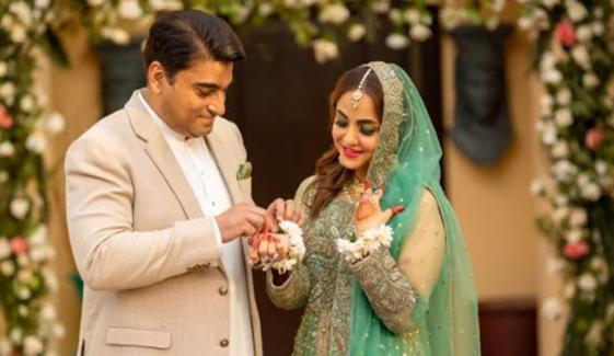 نادیہ خان اپنے شوہر کی شُکرگزار کیوں؟