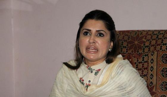 شبلی فراز کا بیان اپنی حکومت کی نااہلی چھپانے کی کوشش ہے، شازیہ مری