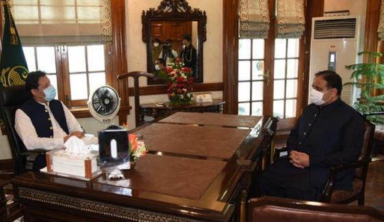 سینیٹ انتخابات: عثمان بزدار کےذمے اہم ٹاسک