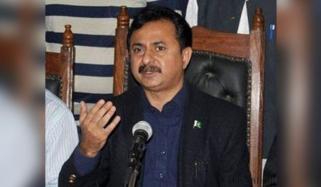 ملیر سے پی پی کی سیاست کا خاتمہ عمران خان کا سپاہی کرے گا، حلیم عادل شیخ