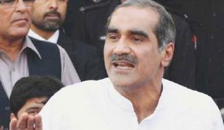 خواجہ آصف کو لاڈلے کی فرمائش پر گرفتار کیا گیا، سعد رفیق