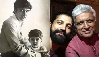 فرحان اختر کی والد کو یادگار تصویر کے ساتھ سالگرہ کی مبارکباد