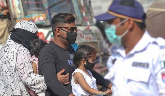 پاکستان،کورونا وائرس ایک دن میں مزید 46 زندگیاں لے گیا
