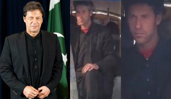 وزیراعظم عمران خان کے ہمشکل کی ویڈیو وائرل