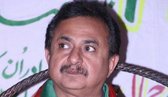حلیم عادل شیخ نے پارلیمانی لیڈر سندھ اسمبلی کے عہدے سے استعفیٰ دیدیا