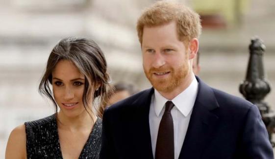 پرنس ہیری اور میگھن شاہی خاندان کے اندرونی اختلافات سے دل شکستہ ہیں