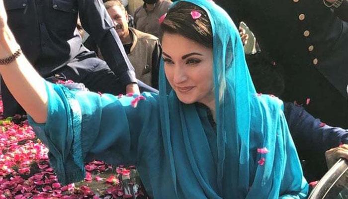 مریم نواز احتجاج میں شرکت کیلئے مری سے اسلام آباد روانہ
