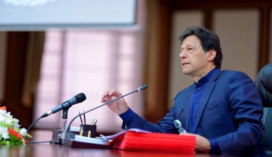 وزیرِاعظم عمران خان کی پٹرول بحران پر رپورٹ کابینہ میں لانے کی ہدایت
