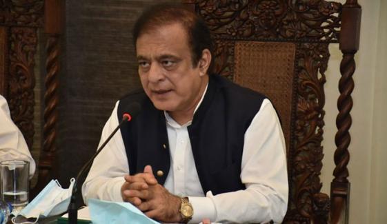 حکومت نے احتجاج کی راہ میں کوئی رکاوٹ حائل نہیں کی، شبلی فراز