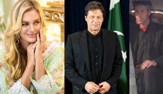 شنیرا بھی عمران خان کا ہمشکل دیکھ کر حیران