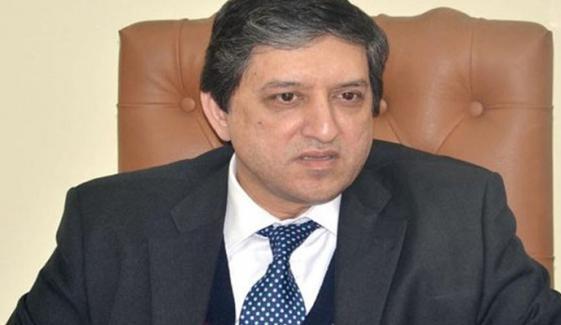 پلاٹس الاٹمنٹ کیس سے میرا کوئی تعلق نہیں: سلیم مانڈوی والا