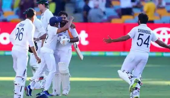 بھارت نے آسٹریلیا کے خلاف ٹیسٹ سیریز 1-2 سے جیت لی