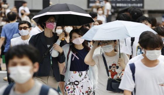 جاپان: کورونا کیسز میں اضافہ، اوکیناوا میں ایمرجنسی نافذ