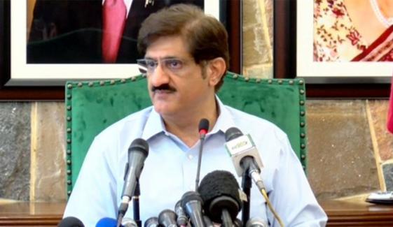 وزیراعلیٰ سندھ مراد علی شاہ کیخلاف نیب ریفرنس دائر