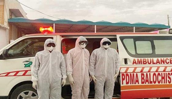 بلوچستان میں کورونا وائرس کے 18 نئے مریضوں کی تشخیص، ایک کا انتقال