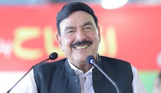 اپوزیشن اتحاد کے جلسے میں لیڈر زیادہ، کارکن کم تھے، شیخ رشید