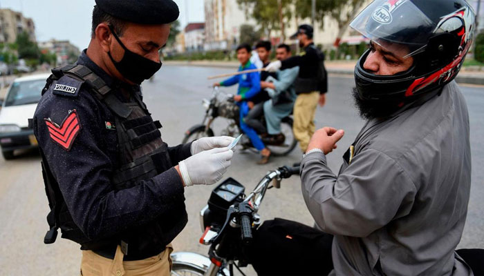 سندھ پولیس میں کورونا وائرس کےمزید 199 کیسز