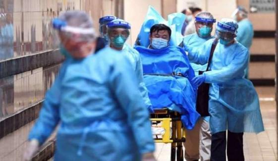 چین : کورونا وبا کی صورت حال تشویشناک ہوگئی