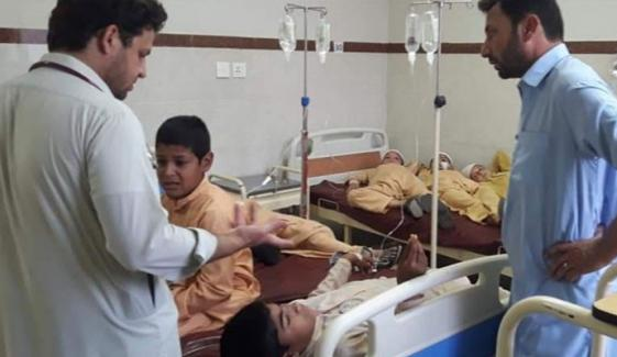 سوات میں موسم سرد، بچوں میں موسمی بیماریاں بڑھ گئیں