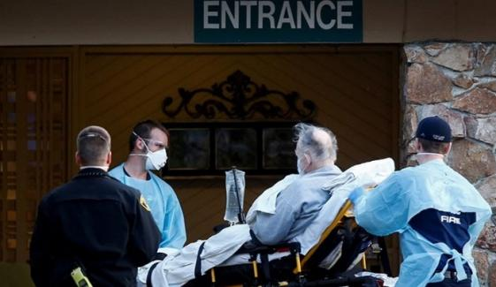 اٹلی میں کورونا سے مزید 603 متاثرین انتقال کر گئے