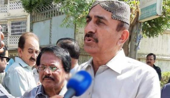 وفاق نے دباؤ ڈالا کہ سندھ کی گندم پنجاب بھیجی جائے، اسماعیل راہو