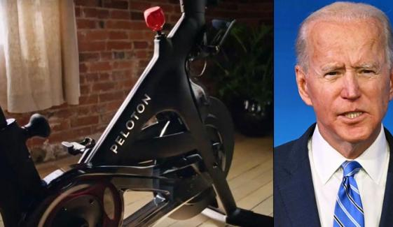 جوبائیڈن کی سائیکل سے وائٹ ہاؤس کو کیا خطرہ ہے؟