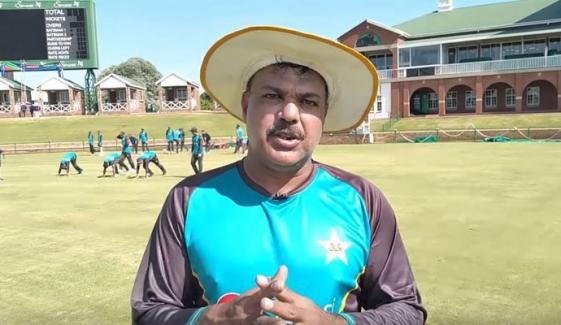 پاکستان انڈر 19 ٹیم ویسٹ انڈیز میں سیریز کھیلنے کی خواہشمند