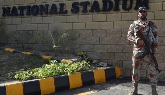 کراچی: پاکستان، جنوبی افریقہ میچ کی سیکیورٹی سے متعلق ریہرسل