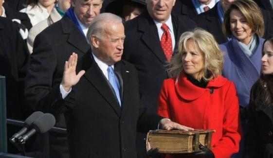 'امریکی آئین کی طاقت پر یقین رکھتا ہوں'