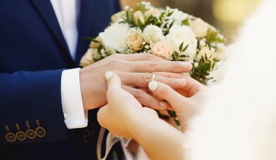 دبئی میں شادیوں کا تناسب بڑھ گیا