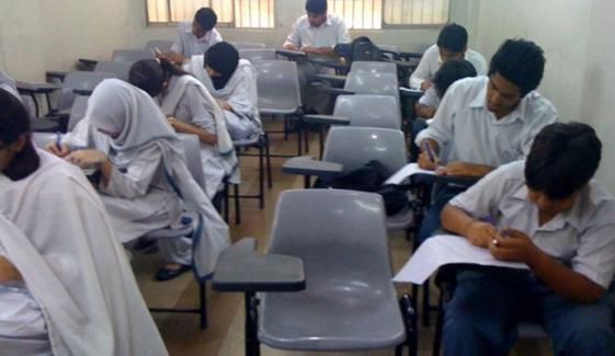 سندھ: میٹرک کے امتحانات 20 مئی، انٹر کے امتحانات 10 جون سے ہوں گے، تجاویز