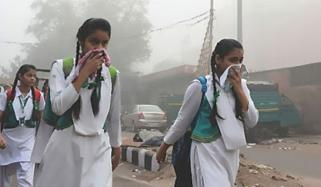 کراچی آج دنیا کا چوتھا آلودہ ترین شہر قرار پایا