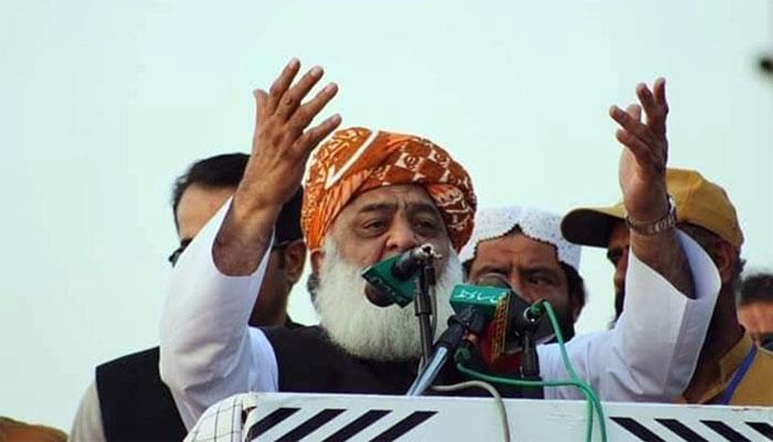 کراچی: JUI F کا ملین مارچ، کوریڈور 3 بند