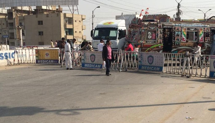 کراچی:ملین مارچ، کرکٹ ٹیموں کی آمد کے پیش نظر متبادل روٹ پلان جاری
