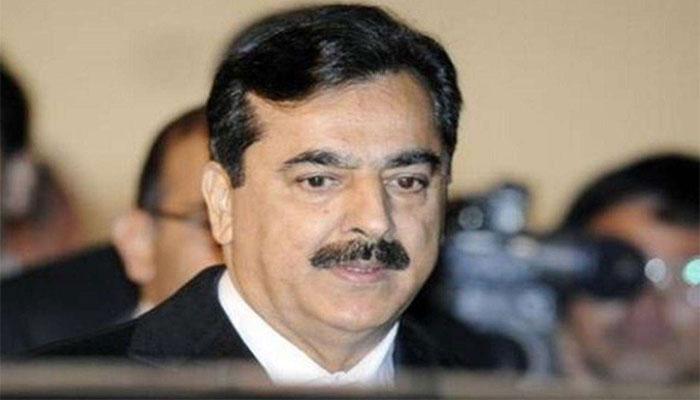 الیکشن کمیشن کے باہر احتجاج کا فیصلہ متفقہ تھا: یوسف رضا گیلانی
