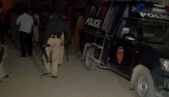 قائدآباد سے زخمی ڈاکو گرفتار، ملیر سے ملنے والی لاش کی شناخت