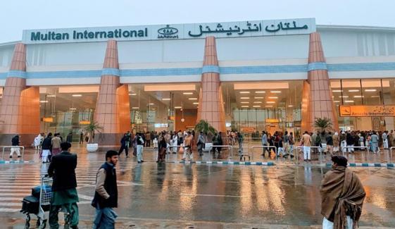 مسقط سے 14 غیر قانونی تارکین وطن ملتان پہنچ گئے