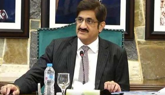 وزیراعلیٰ سندھ کا نوری آباد حادثے پر افسوس کا اظہار