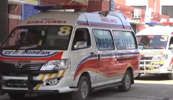 گوجرانوالہ: خاتون اور 4 بچوں کا سفاکانہ قتل
