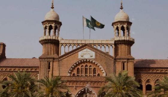 لاہور، قتل کے ملزم کی ضمانت خارج ہونے پر فرارکی کوشش ناکام