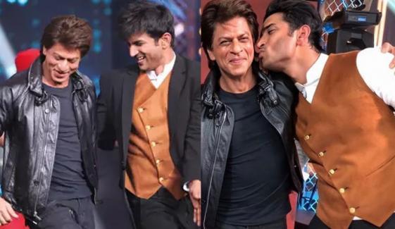 سشانت شاہ رخ خان کے سچے مداح تھے، انکتا لوکھنڈے