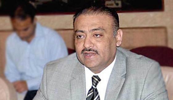 قوم این آر او نہیں عمران خان کا استعفیٰ مانگ رہی ہے، عبدالقادر پٹیل