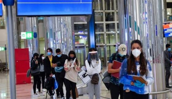 کورونا میں اضافہ: دبئی کے ہوٹلوں میں تفریحی سرگرمیوں کو روکنے کا حکم