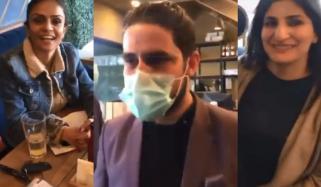 ریسٹورنٹ مالکان کی منیجر کی انگریزی کا مذاق اڑانے کی وڈیو وائرل