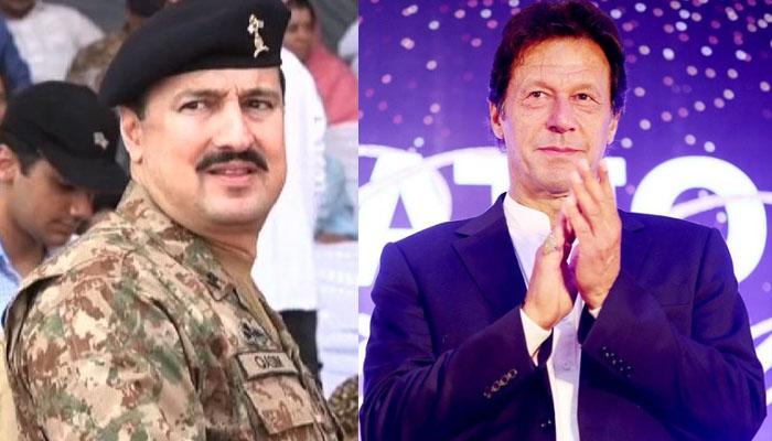 الفا براوو چارلی کے ' گل شیر' کا عمران خان کیلئے خصوصی پیغام